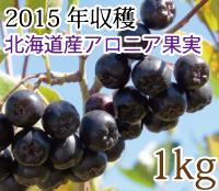 ビオアロニア/アロニア冷凍果実1kg